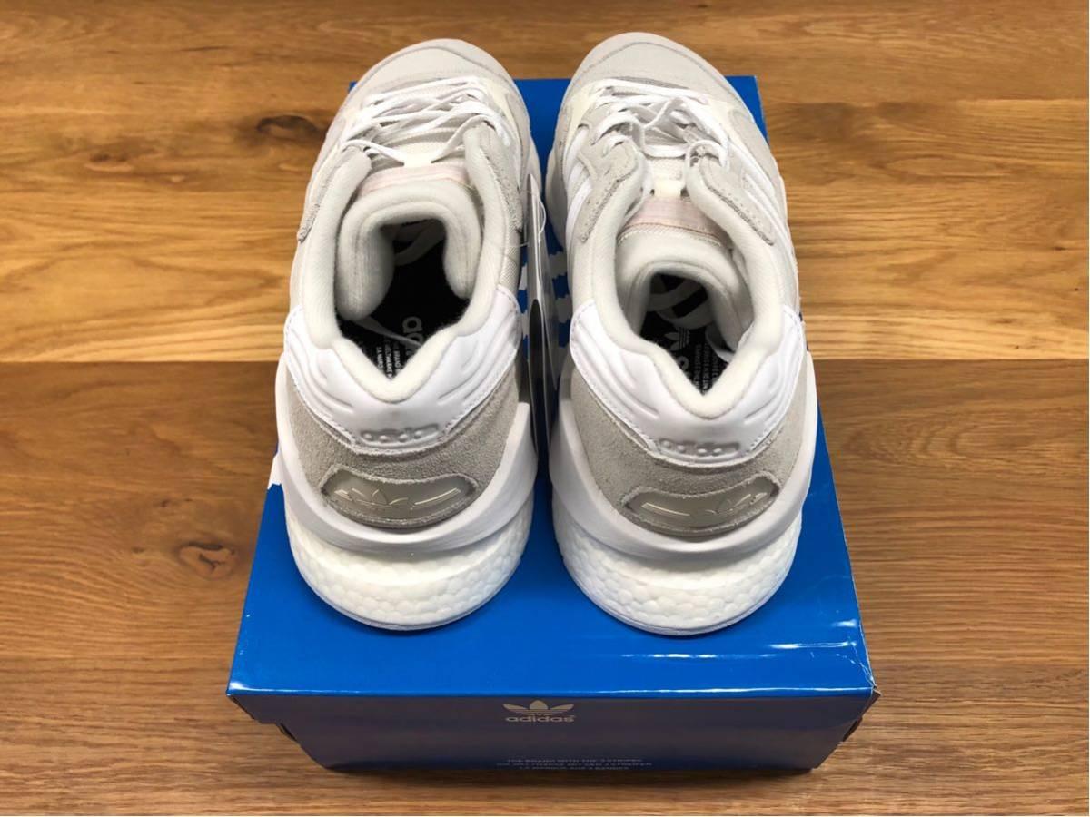 定価以下!27.5cm【新品】adidas ZX930 × EQT / white_画像5