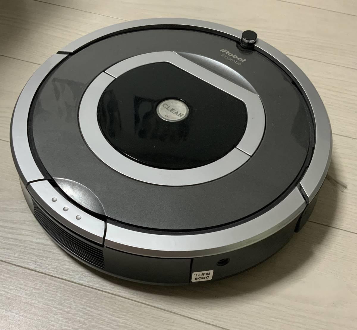 1円 スタート~ iRobot Roomba ロボット 掃除機 ルンバ 780 売り切り!_画像3