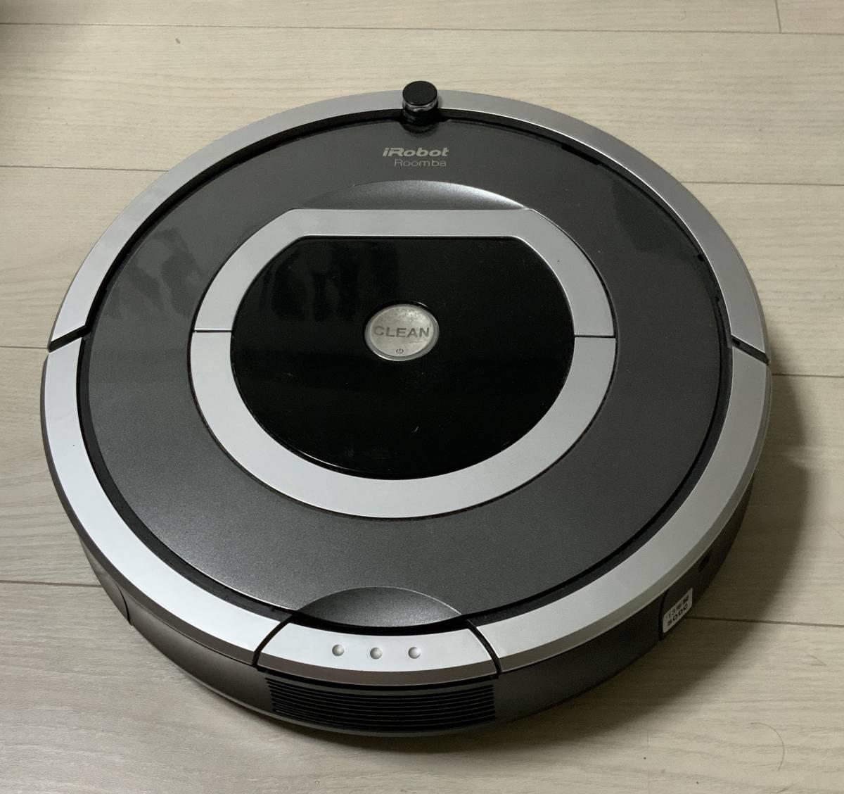 1円 スタート~ iRobot Roomba ロボット 掃除機 ルンバ 780 売り切り!_画像4