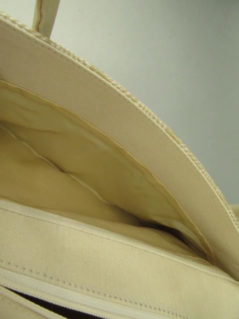 to-4131 唐織 菱文様 和装バッグ 未使用_画像9