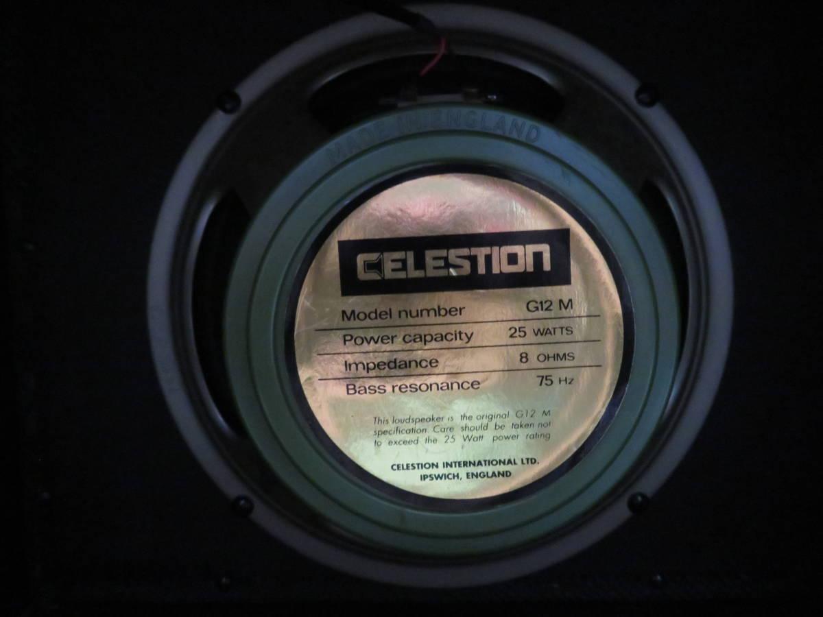 ★ Marshall SL5 Slash Signature MOD スピーカー交換済み_画像7