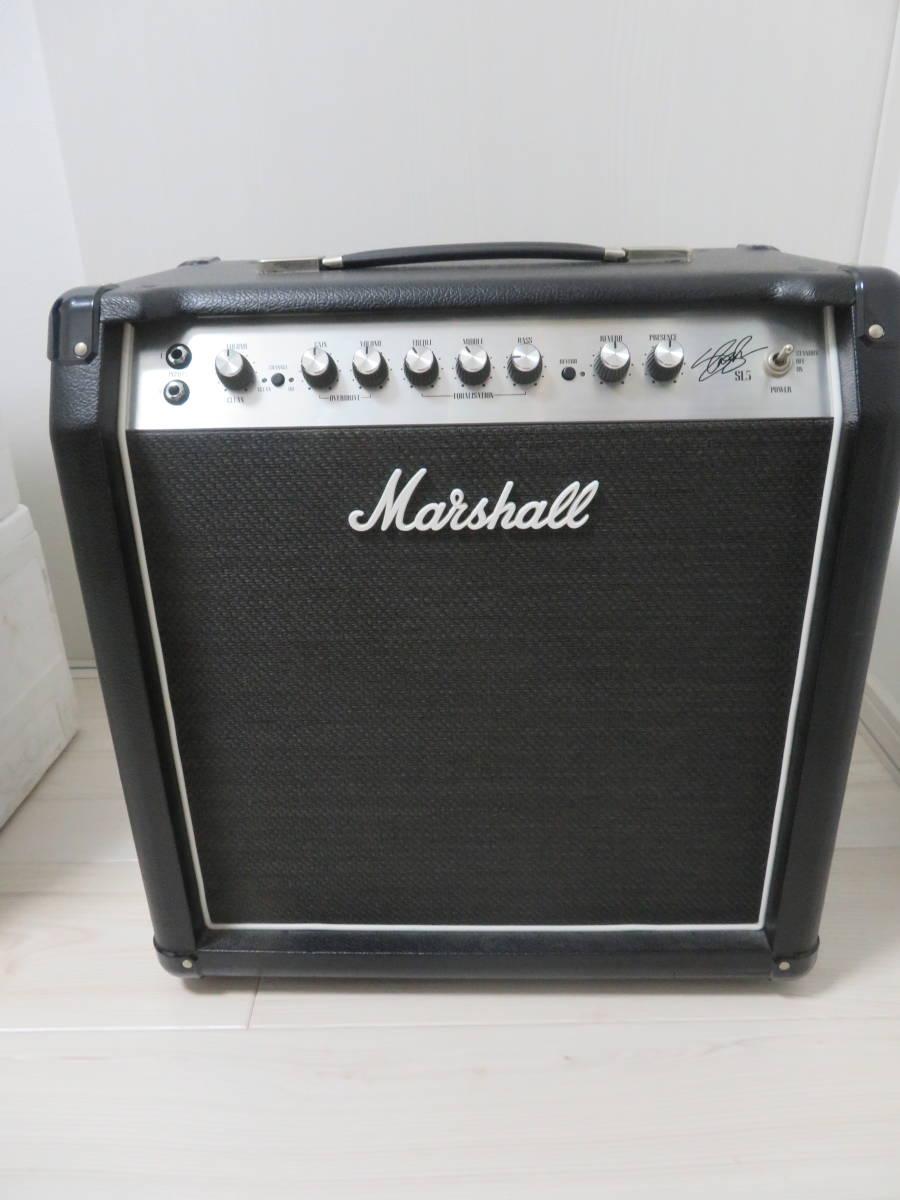 ★ Marshall SL5 Slash Signature MOD スピーカー交換済み