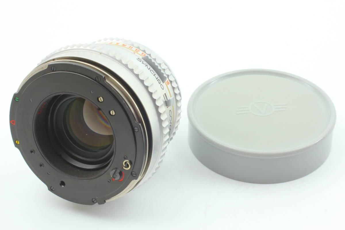 【レア!即決 超美品 保障付 動作確認済 Chrome T*】Hasselblad Zeiss Planar C 80mm f/2.8 ハッセルブラッド クローム ツァイス C715J_画像4