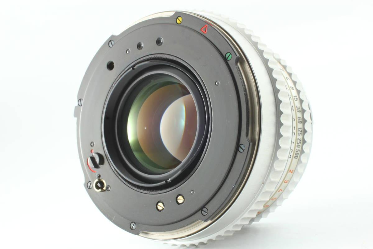 【レア!即決 超美品 保障付 動作確認済 Chrome T*】Hasselblad Zeiss Planar C 80mm f/2.8 ハッセルブラッド クローム ツァイス C715J_画像8