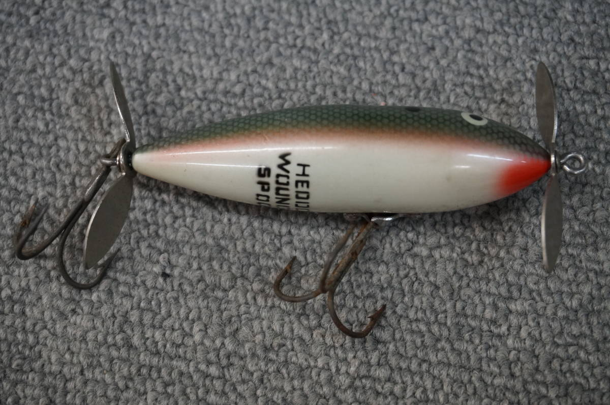 OLD HEDDON WOUNDED SPOOK へドン ウンデッドスプーク _画像2