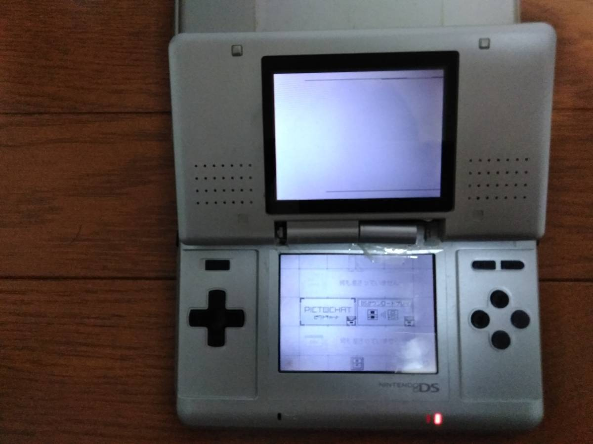 nintendo DS 本体 ジャンク品 2台_画像3