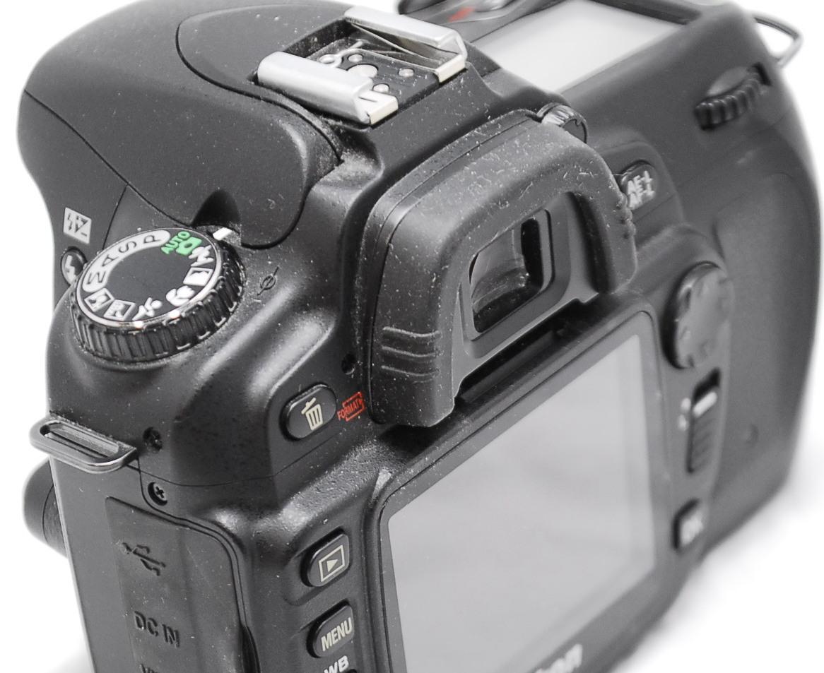 【良品・動作未確認】Nikon ニコン D80  ジャンク_画像7
