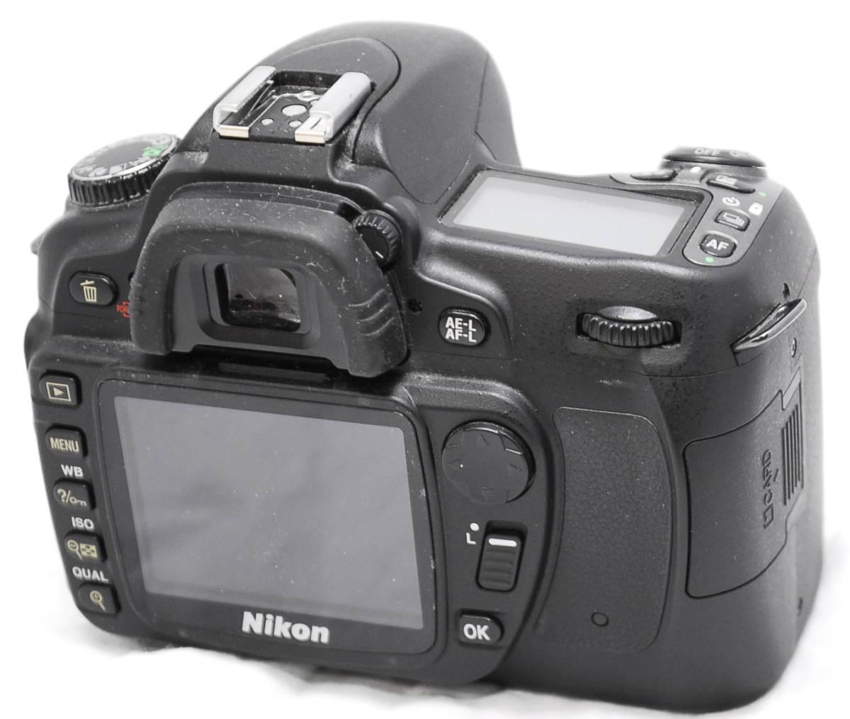 【良品・動作未確認】Nikon ニコン D80  ジャンク_画像3