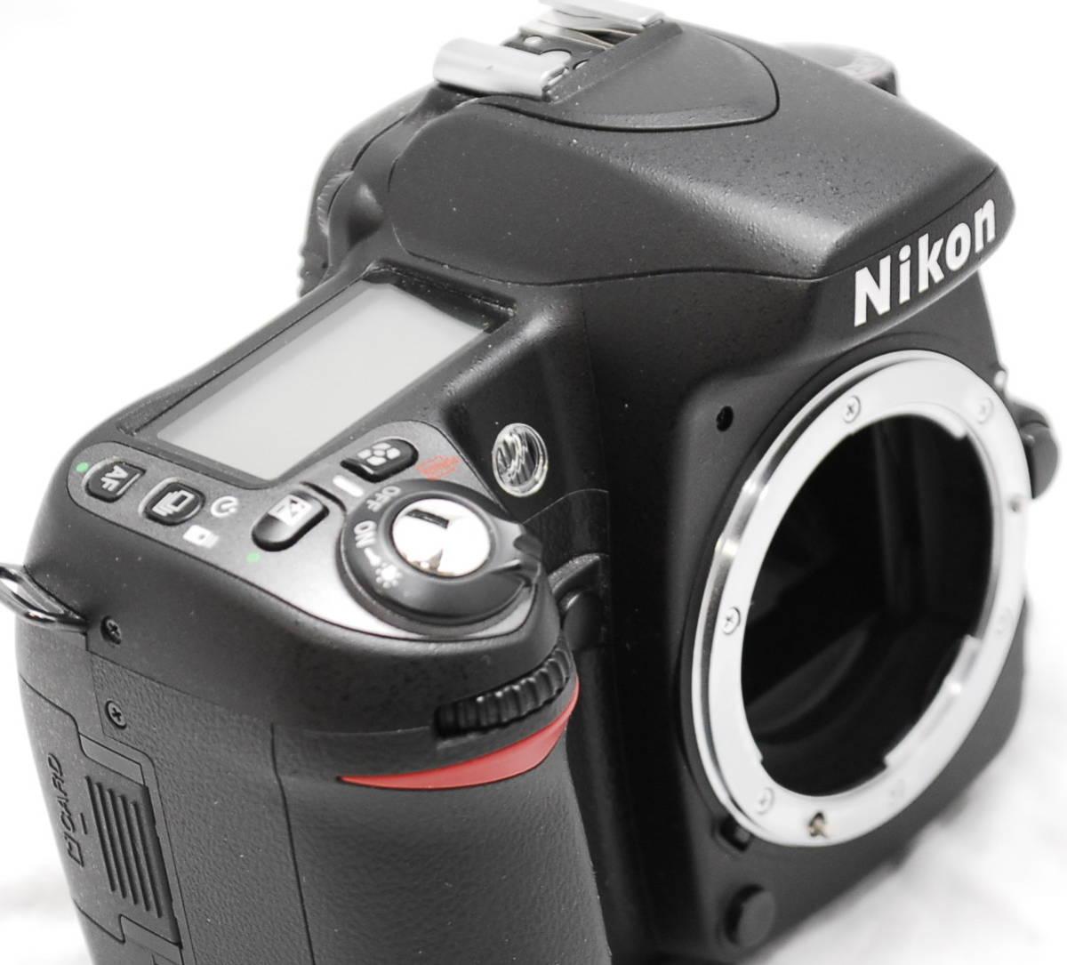 【良品・動作未確認】Nikon ニコン D80  ジャンク_画像5