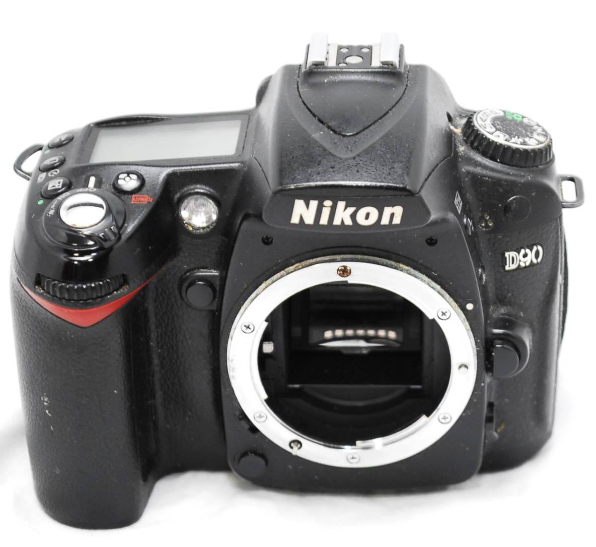 【良品・動作未確認】Nikon ニコン D90 ジャンク_画像2