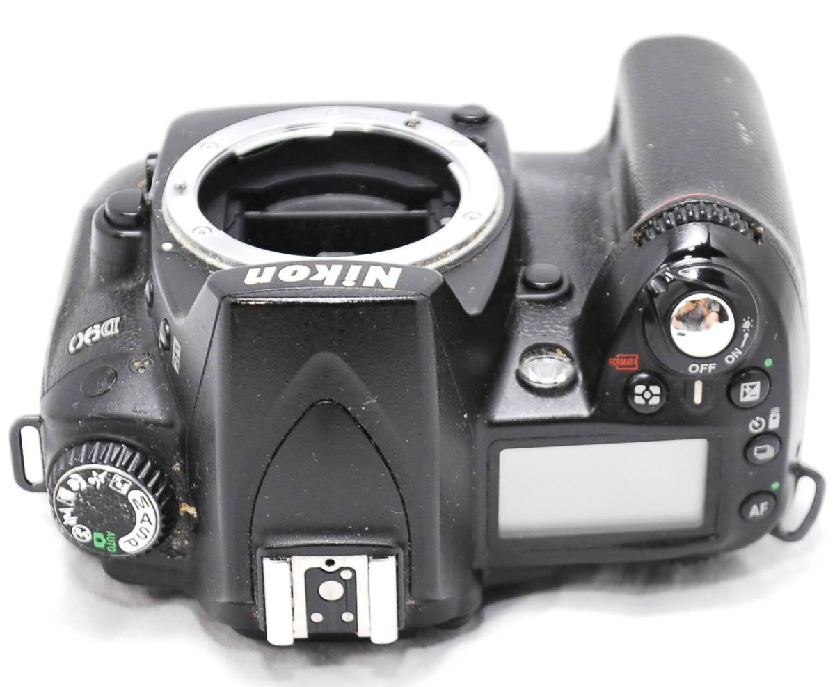 【良品・動作未確認】Nikon ニコン D90 ジャンク_画像8