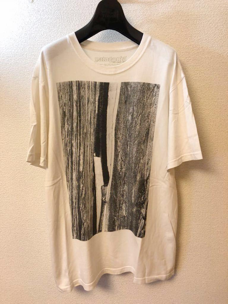 100円~希少 激レア USA製 パタゴニア フォト Tシャツ Tis-sa-ack '68ヨセミテ ハーフドームのティサックルートのロイヤルロビンス M