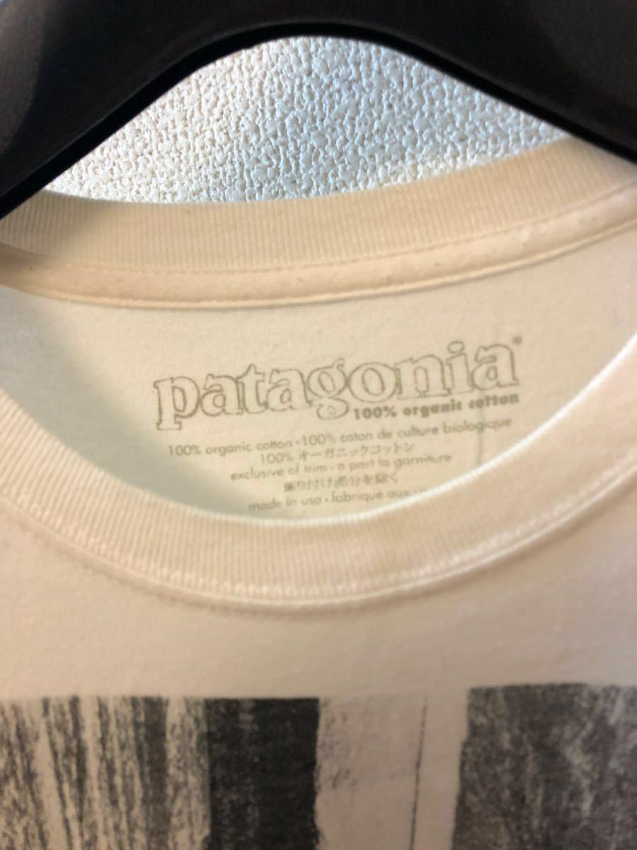 100円~希少 激レア USA製 パタゴニア フォト Tシャツ Tis-sa-ack '68ヨセミテ ハーフドームのティサックルートのロイヤルロビンス M_画像4