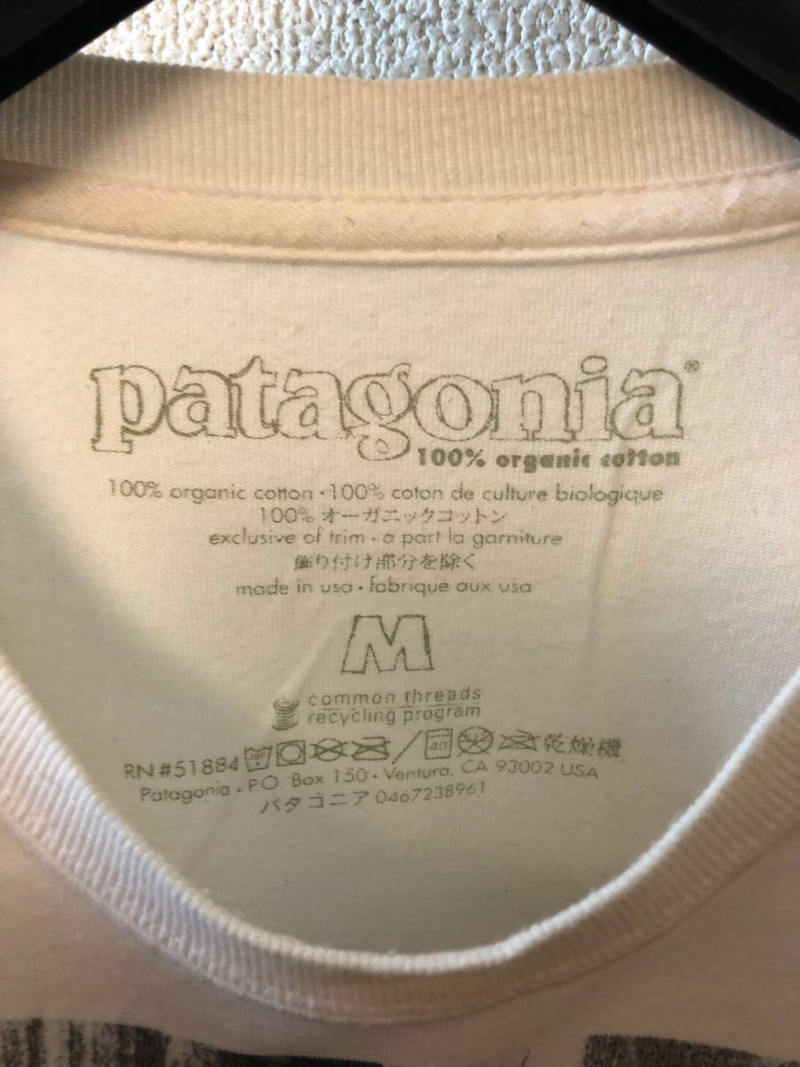 100円~希少 激レア USA製 パタゴニア フォト Tシャツ Tis-sa-ack '68ヨセミテ ハーフドームのティサックルートのロイヤルロビンス M_画像5