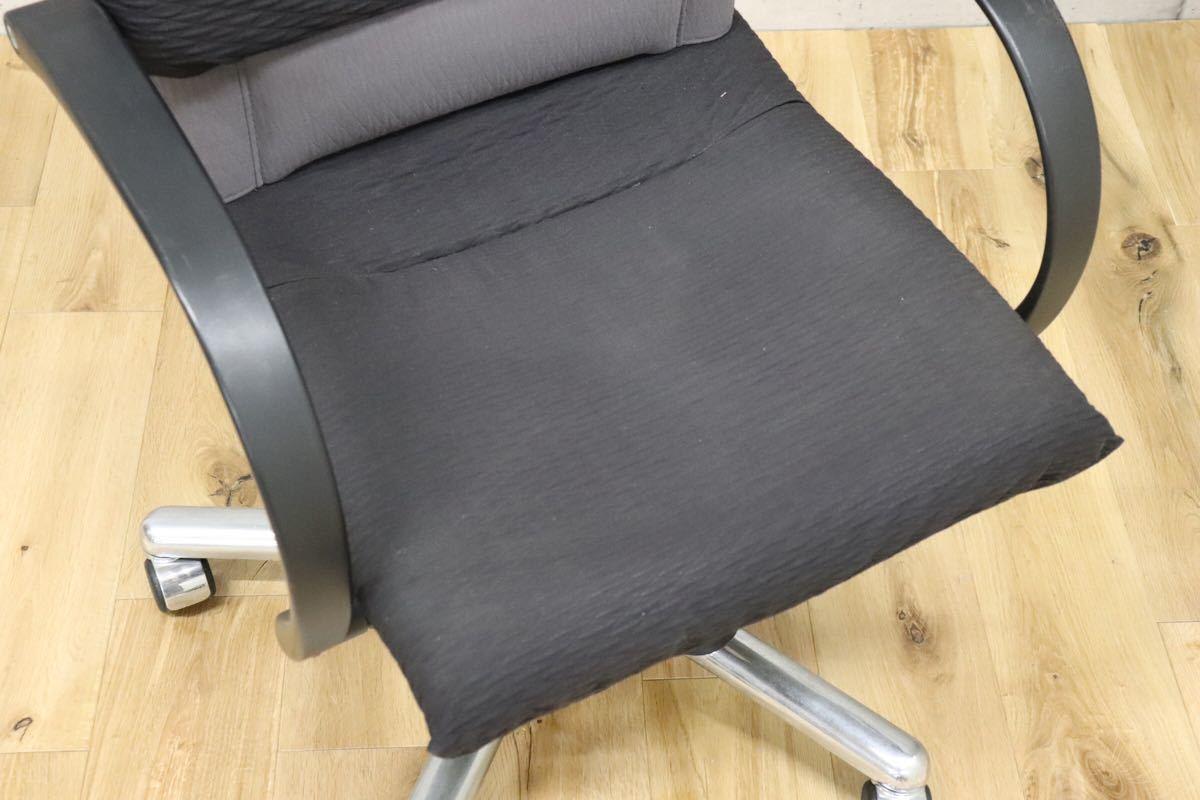vitia ヴィトラ ○ Figura フィグラ 作業椅子 デスクチェア ワークチェア マリオ・ベリーニ 事務 オフィス チェア gmbk469 B_画像3
