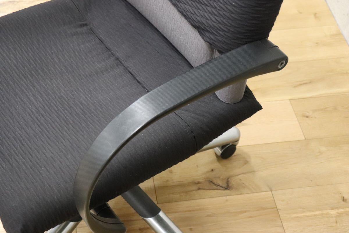 vitia ヴィトラ ○ Figura フィグラ 作業椅子 デスクチェア ワークチェア マリオ・ベリーニ 事務 オフィス チェア gmbk469 B_画像4
