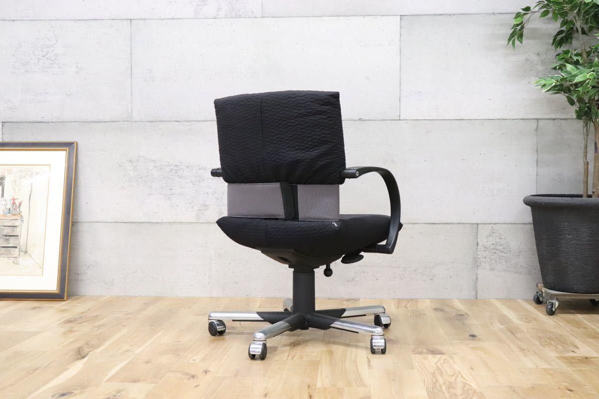 vitia ヴィトラ ○ Figura フィグラ 作業椅子 デスクチェア ワークチェア マリオ・ベリーニ 事務 オフィス チェア gmbk469 B_画像5