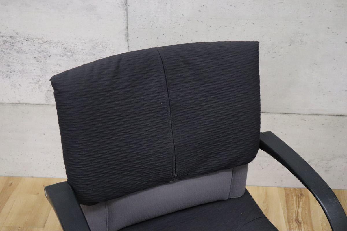 vitia ヴィトラ ○ Figura フィグラ 作業椅子 デスクチェア ワークチェア マリオ・ベリーニ 事務 オフィス チェア gmbk469 B_画像2