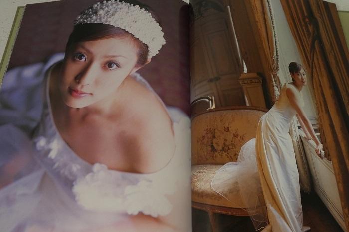 【深田恭子 卒業記念写真集 AVENIR 2冊組】特大ポスター2枚付き_画像8