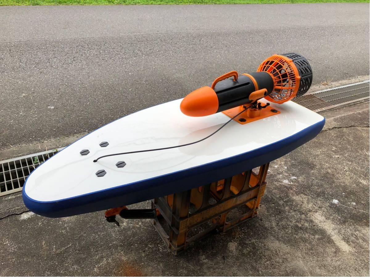 サーフジェット 引き取り希望 愛知 モーターボート_画像2
