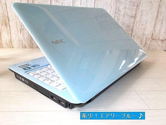 ☆爆速☆SSD240GB+外付けHDD500GB☆NEC LS550/C☆Core i5 / Windows 10 /ターボ/Bluray/Office☆ _画像4