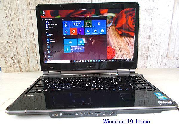 ★爆速仕様★新品SSD480GB+外付けHDD750GB★8GM★ NEC LL750/C ★Win10 /Corei5-2.80GHz(ターボ) /HDMI/Office★ _画像2