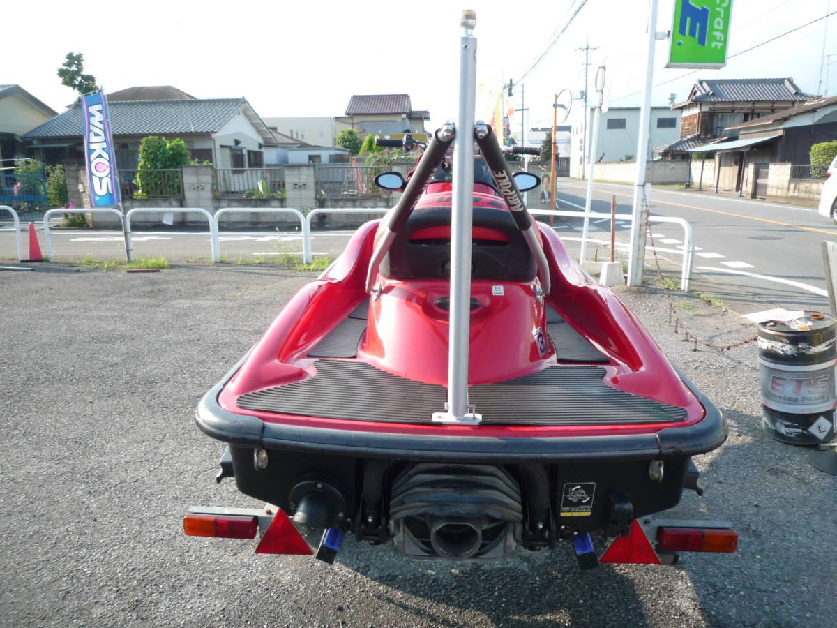 ★★2006' Kawasaki STX-15F ★★ 軽トレーラー付_画像5