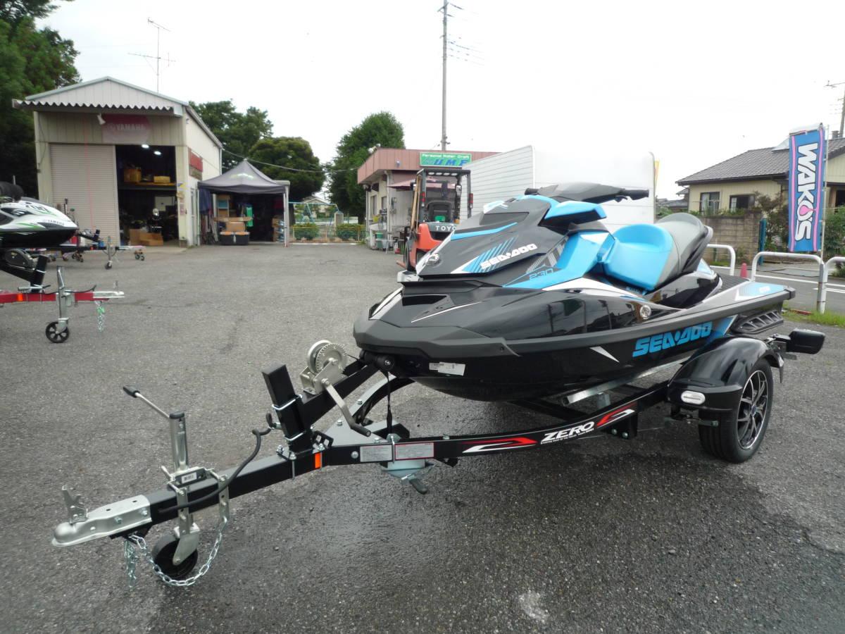 値下げ!最落ナシ!☆新艇ラスト一台!SEA-DOO GTR230 メーカー完売!☆新車 SOREX ZERO-500B☆ _画像7