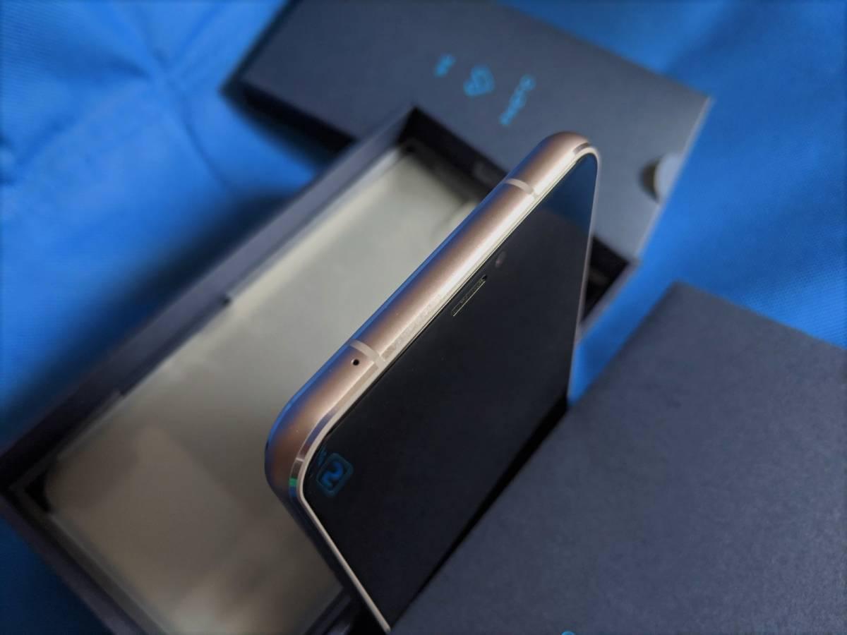 【極美品】 良品 SIMフリー ASUS Zenfone 5 ZE620KL メーカー保証付き シルバー国内版_画像7