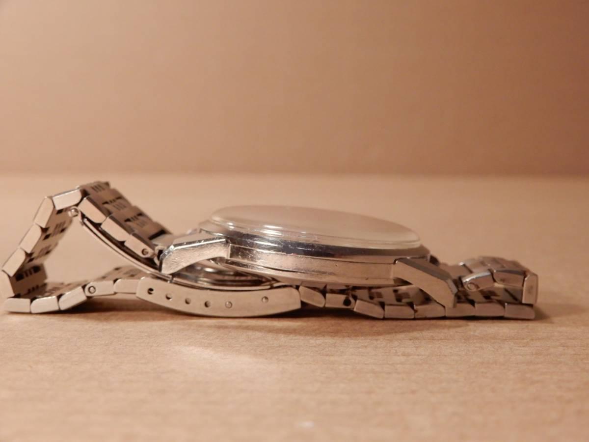 1)腕時計 シチズン クロノメーター CITIZEN Chronometer 31石 メンズ 手巻きウォッチ_画像4