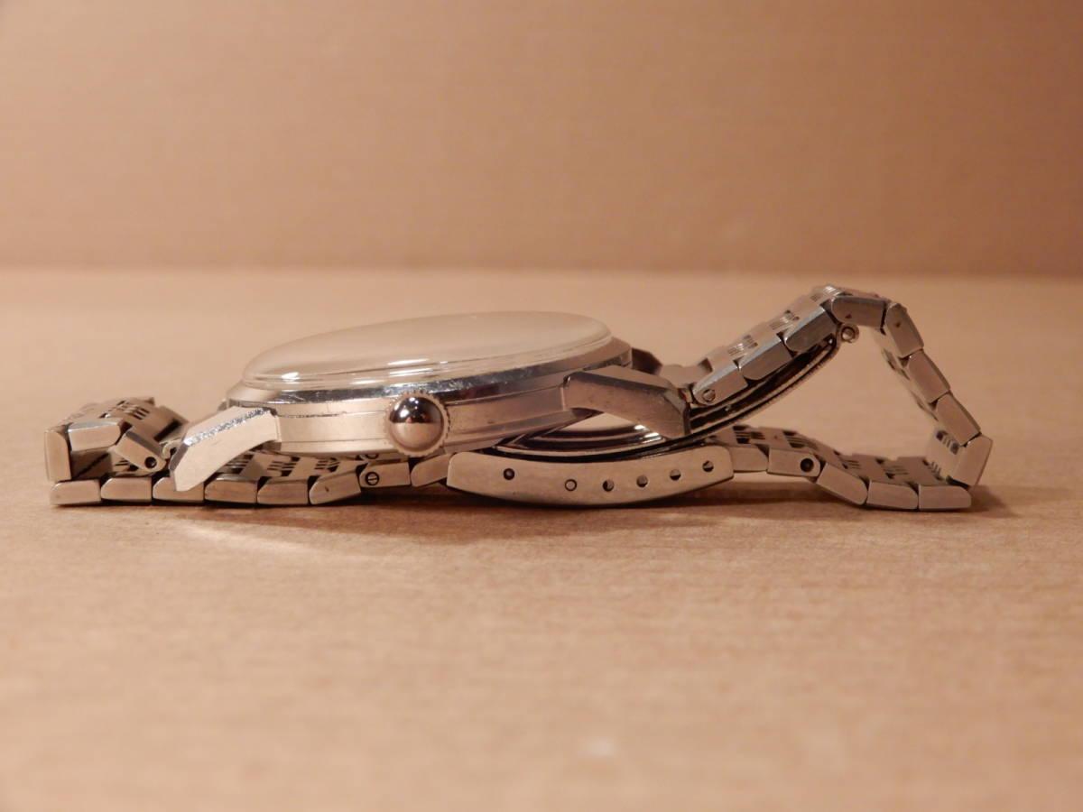 1)腕時計 シチズン クロノメーター CITIZEN Chronometer 31石 メンズ 手巻きウォッチ_画像5
