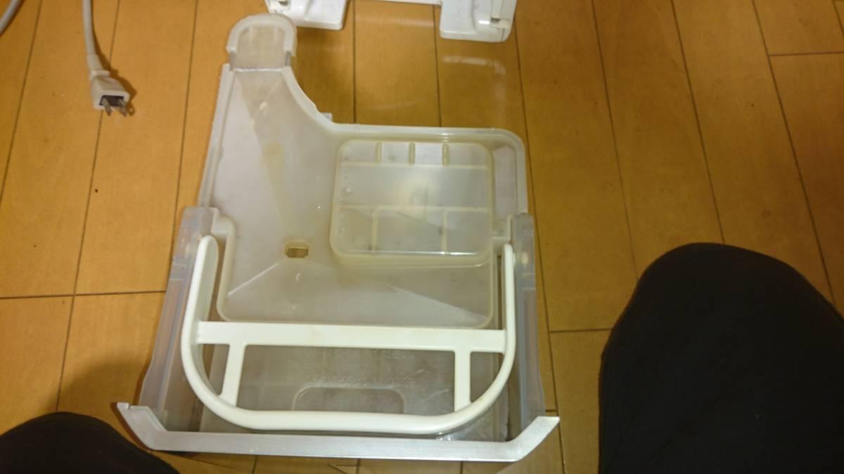Panasonic 除湿乾燥機 ハイブリッド式 F-YHG100 2011年製 衣類乾燥機 パナソニック _画像8