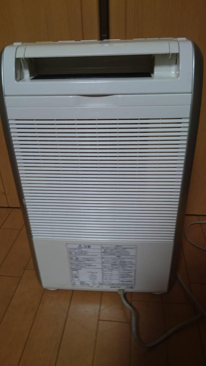Panasonic 除湿乾燥機 ハイブリッド式 F-YHG100 2011年製 衣類乾燥機 パナソニック _画像5