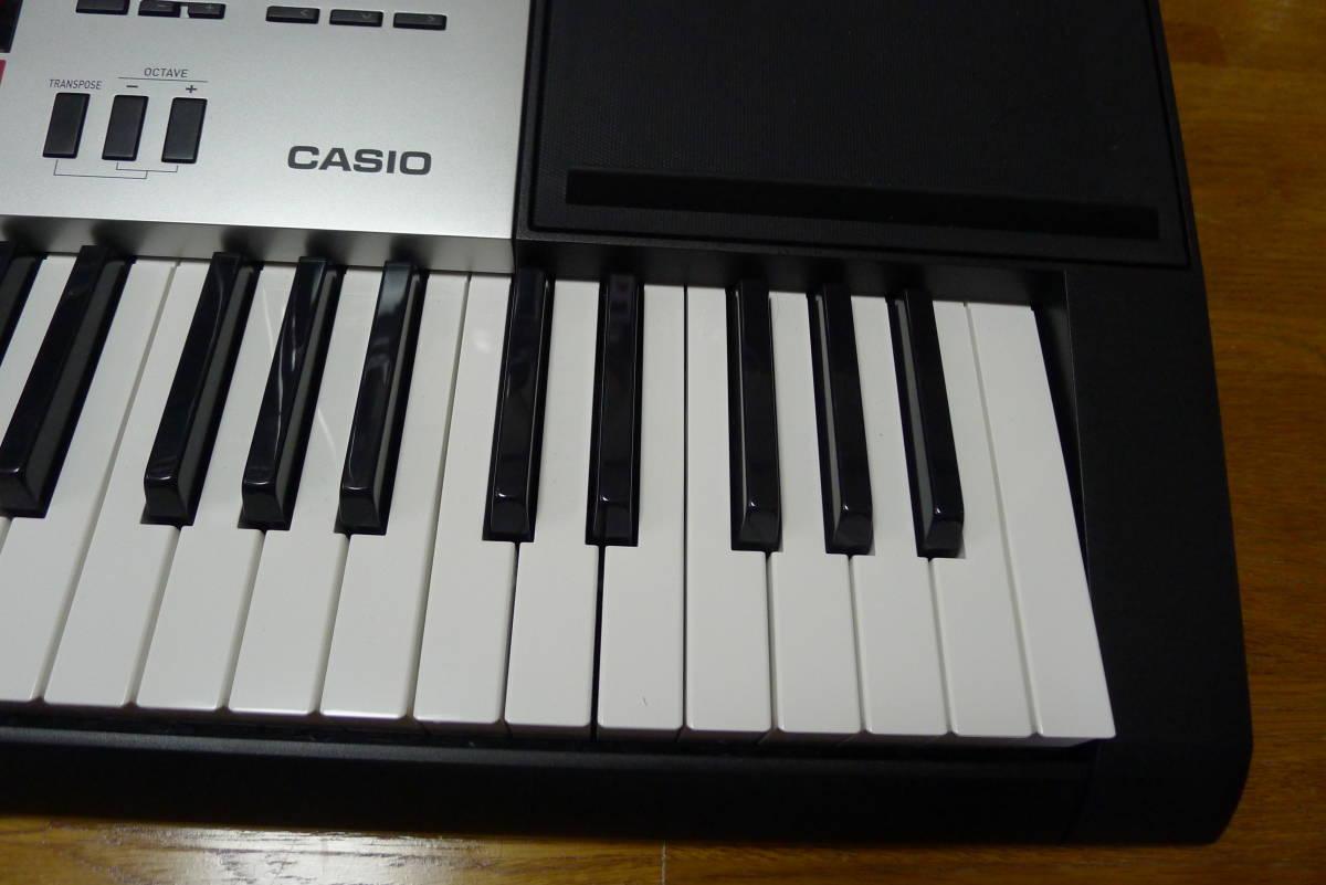 casio XW-G1 カシオシンセサイザー 61鍵盤_画像8