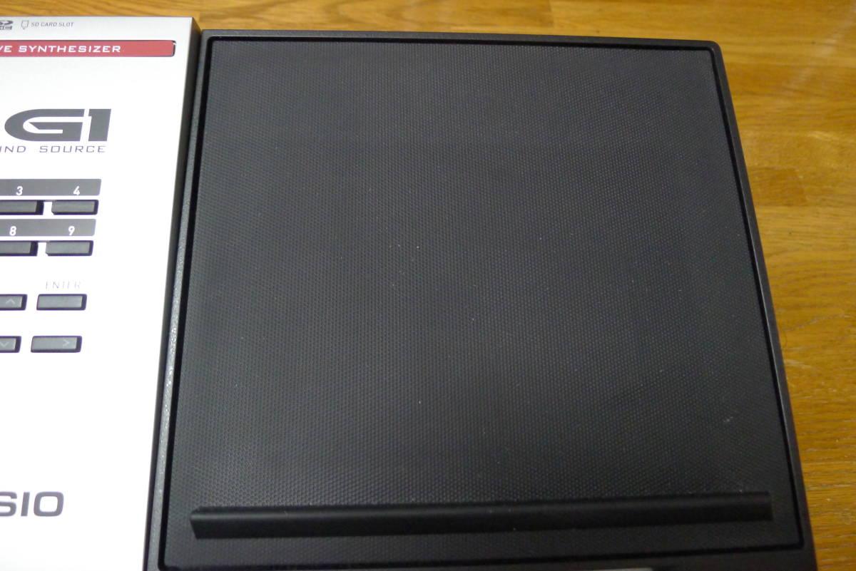 casio XW-G1 カシオシンセサイザー 61鍵盤_画像5