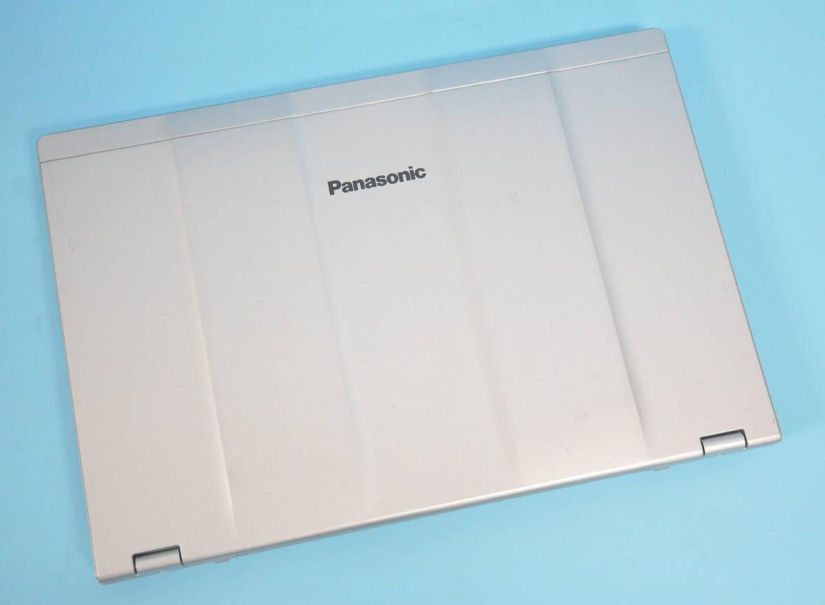 ♪ 良品 Panasonic CF-LX3 ♪ Corei7-4600U / メモリ 8GB / 新SSD:240GB / カメラ / Bluetooth / Office / Win10 _画像3