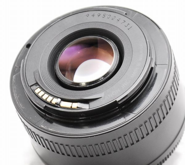 【良品】Canon キヤノン EF 50mm f/1.8 Ⅱ_画像7