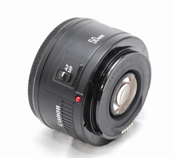 【良品】Canon キヤノン EF 50mm f/1.8 Ⅱ_画像6