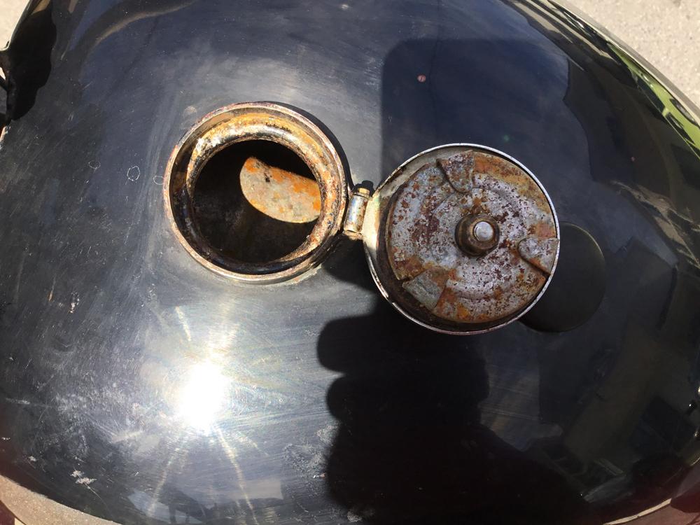[書類・鍵あり] メグロ S8 / 検:旧車 絶版車 カワサキ_画像10