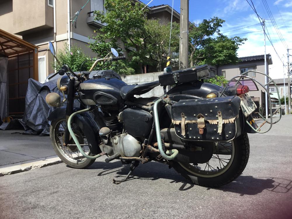 [書類・鍵あり] メグロ S8 / 検:旧車 絶版車 カワサキ_画像3