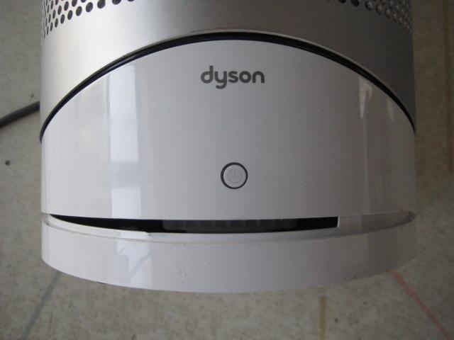 ジャンク☆ダイソン 空気清浄機能付 ヒーター dyson Pure Hot + Cool Link HP02WS ホワイト/シルバー ☆ジャンク品_画像8