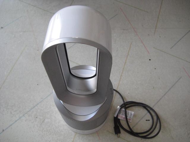 ジャンク☆ダイソン 空気清浄機能付 ヒーター dyson Pure Hot + Cool Link HP02WS ホワイト/シルバー ☆ジャンク品