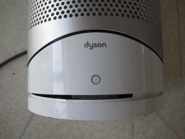 ジャンク☆ダイソン 空気清浄機能付 ヒーター dyson Pure Hot + Cool Link HP02WS ホワイト/シルバー ☆ジャンク品_画像9