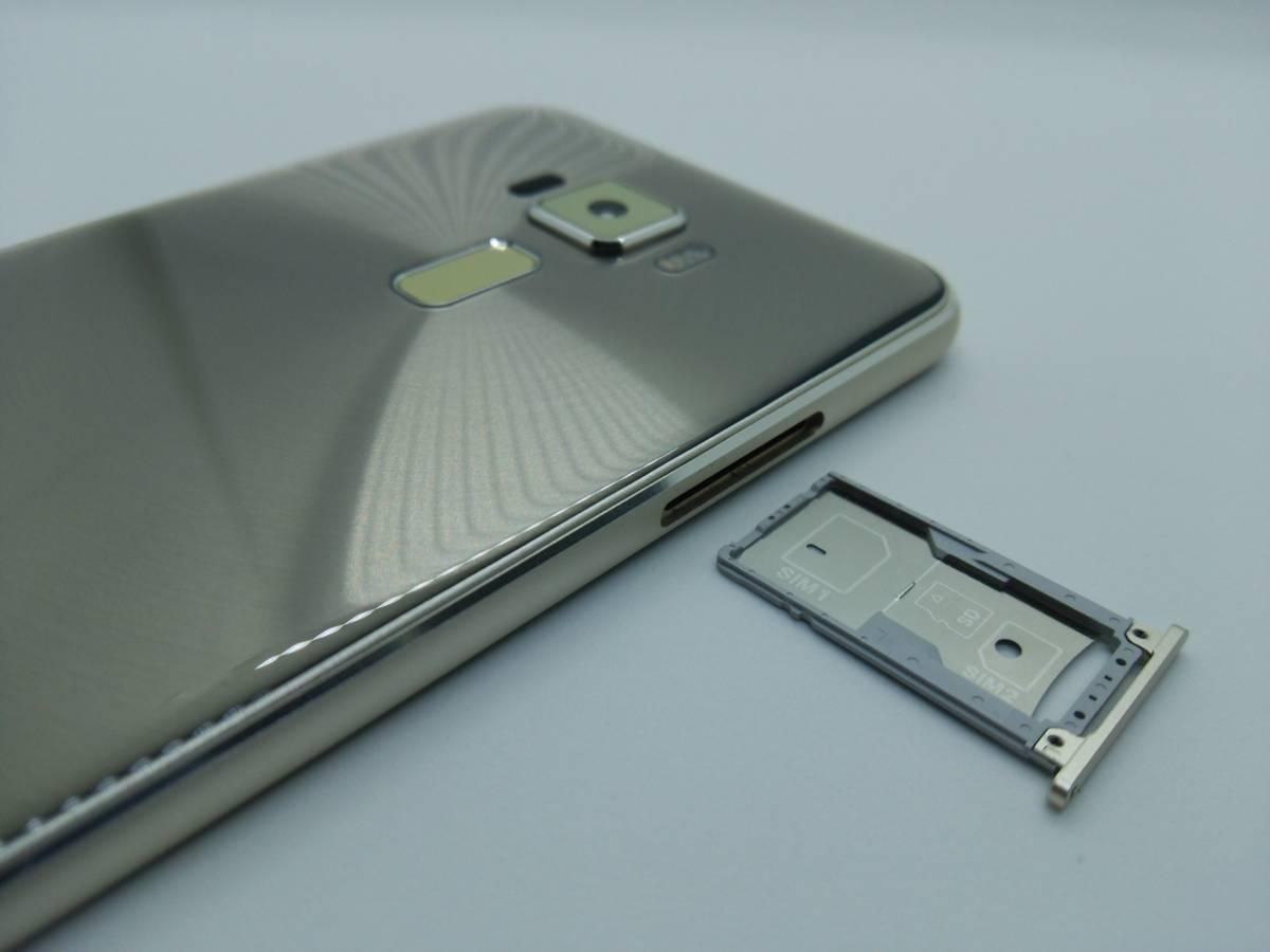 ※美品※SIMフリー / ASUS ZenFone 3 ZE520KL-GD32S3 32GB(クリスタルゴールド) 5.2インチ Android8.0.0 ※本体のみ ※念の為ジャンク扱い _画像5