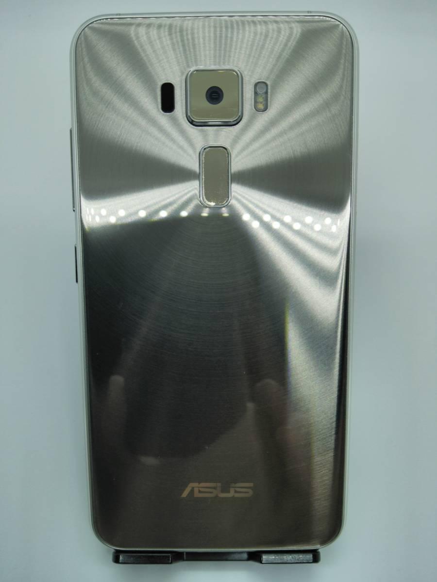 ※美品※SIMフリー / ASUS ZenFone 3 ZE520KL-GD32S3 32GB(クリスタルゴールド) 5.2インチ Android8.0.0 ※本体のみ ※念の為ジャンク扱い _画像2