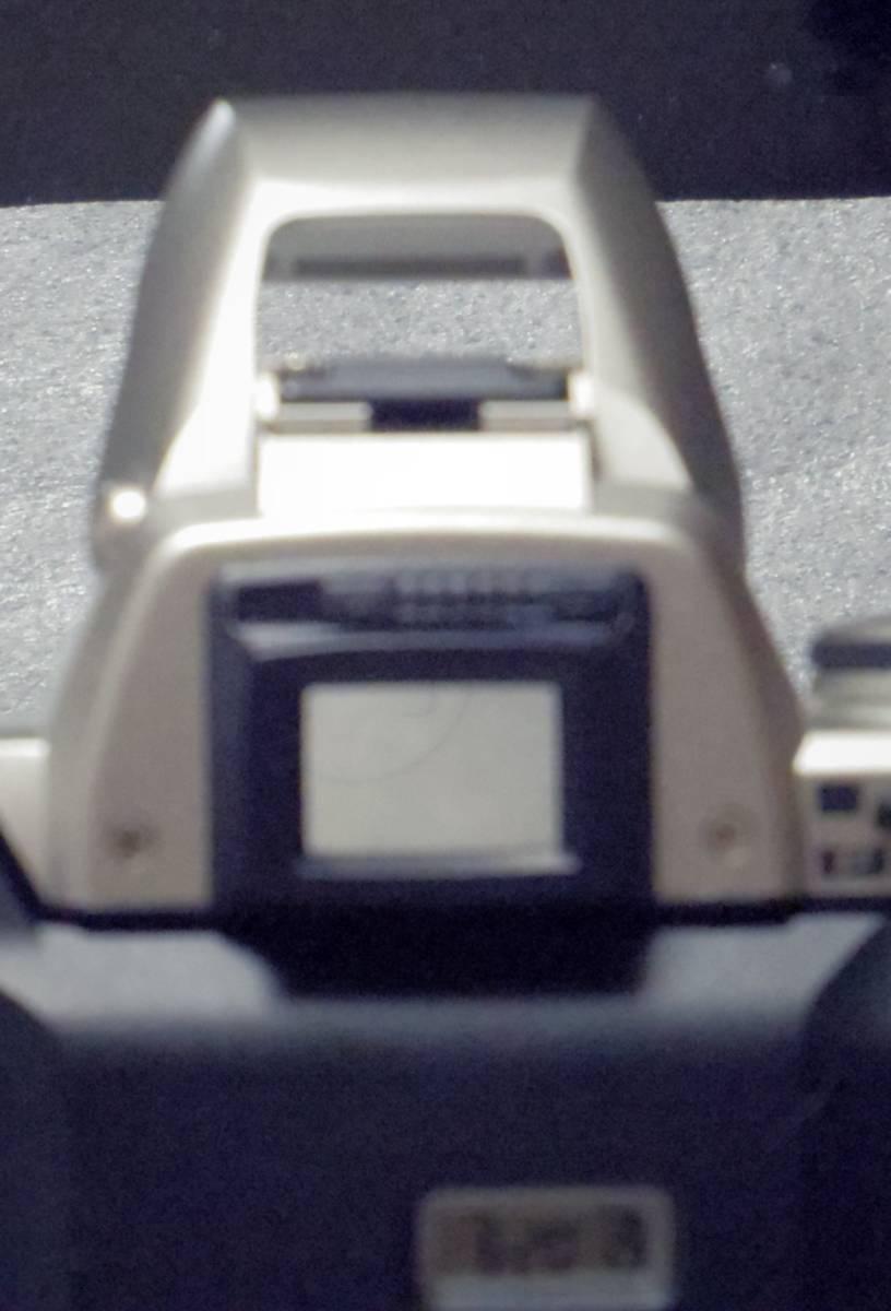 【PENTAX】MZ5 シルバーボディ (内臓ストロボ難有。)_画像8