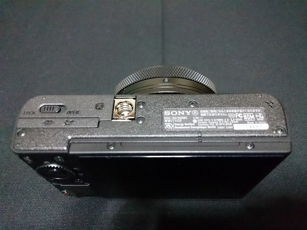 SONY ソニー Cyber-shot サイバーショット RX100Ⅵ(DSC-RX100M6) 元箱・保証残り有り おまけ付き [美品]_画像6