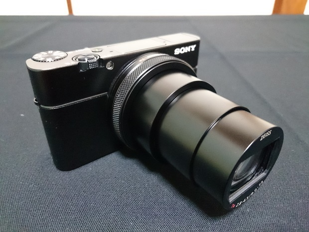 SONY ソニー Cyber-shot サイバーショット RX100Ⅵ(DSC-RX100M6) 元箱・保証残り有り おまけ付き [美品]_画像5