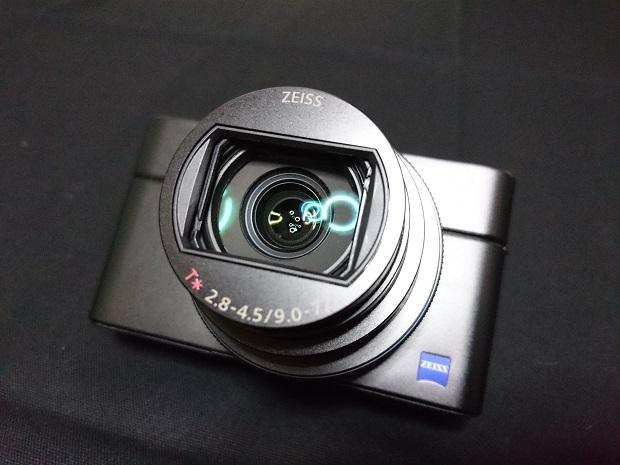 SONY ソニー Cyber-shot サイバーショット RX100Ⅵ(DSC-RX100M6) 元箱・保証残り有り おまけ付き [美品]_画像4