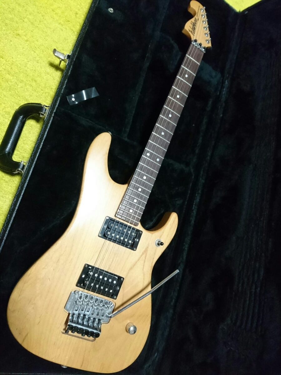 WASHBURN Nuno Bettencourt signature N2